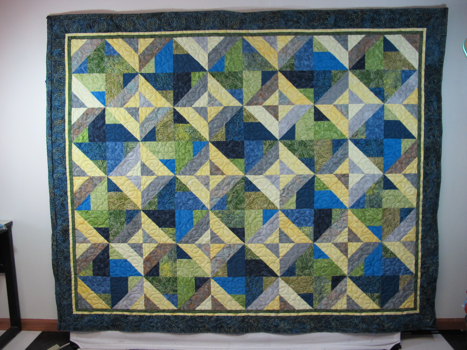 Color Choice And Placement Is Key In Quilt Making