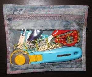 7 inch storage bag